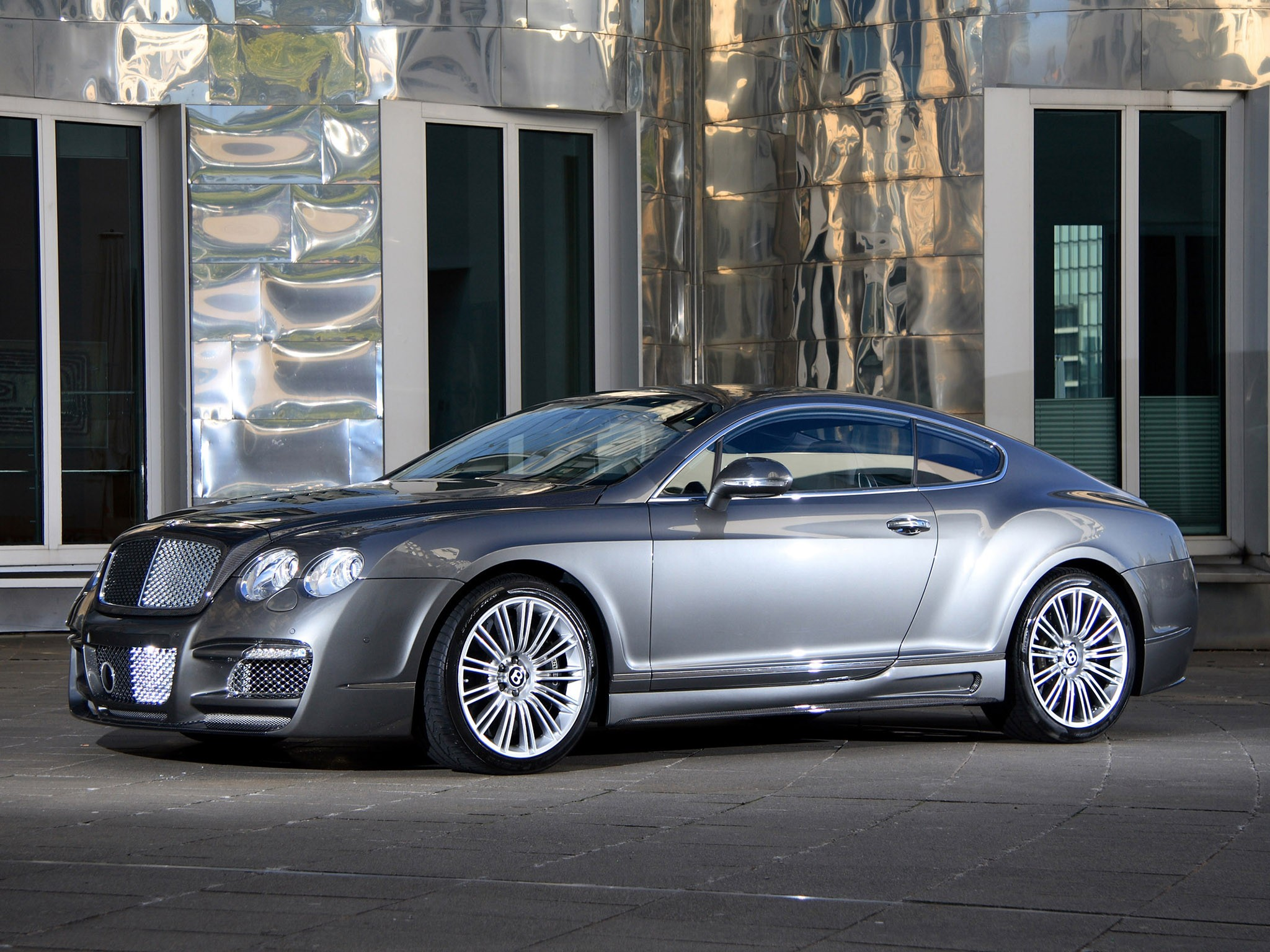 2010 Anderson Bentley Continental GT Speed Elegance