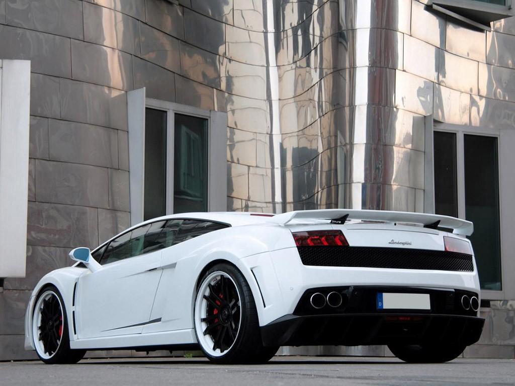 2010 Anderson Lamborghini Gallardo White Edition