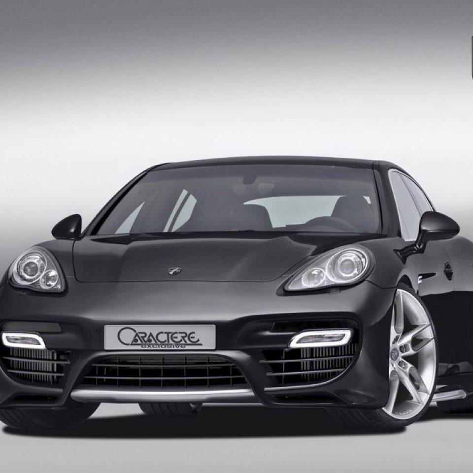 2010 Caractere Porsche Panamera