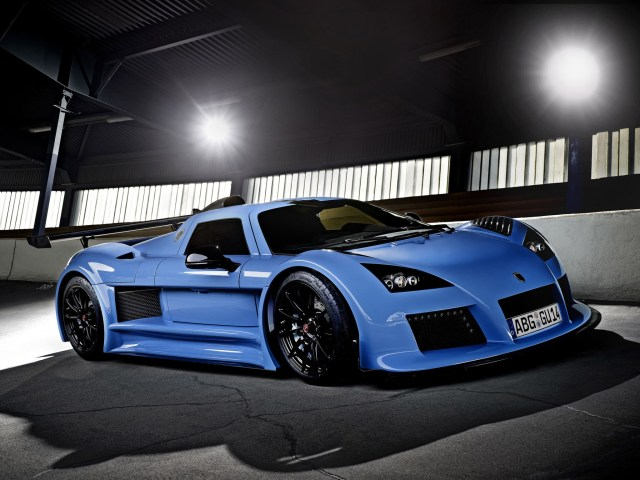 2010 Gumpert Apollo Sport