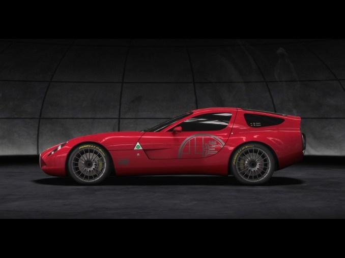 2010 Alfa Romeo TZ3 Corsa by Zagato