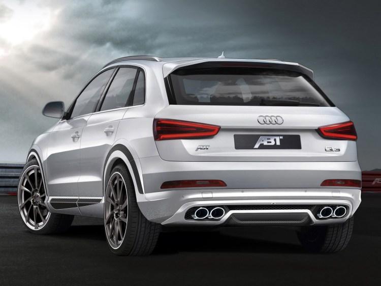 2011 ABT Audi Q3