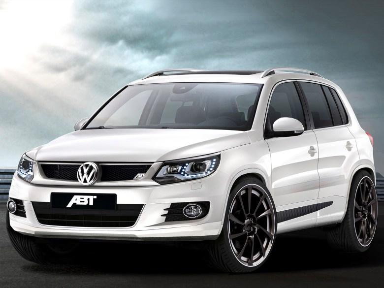 Volkswagen Tiguan (2011) - ABT