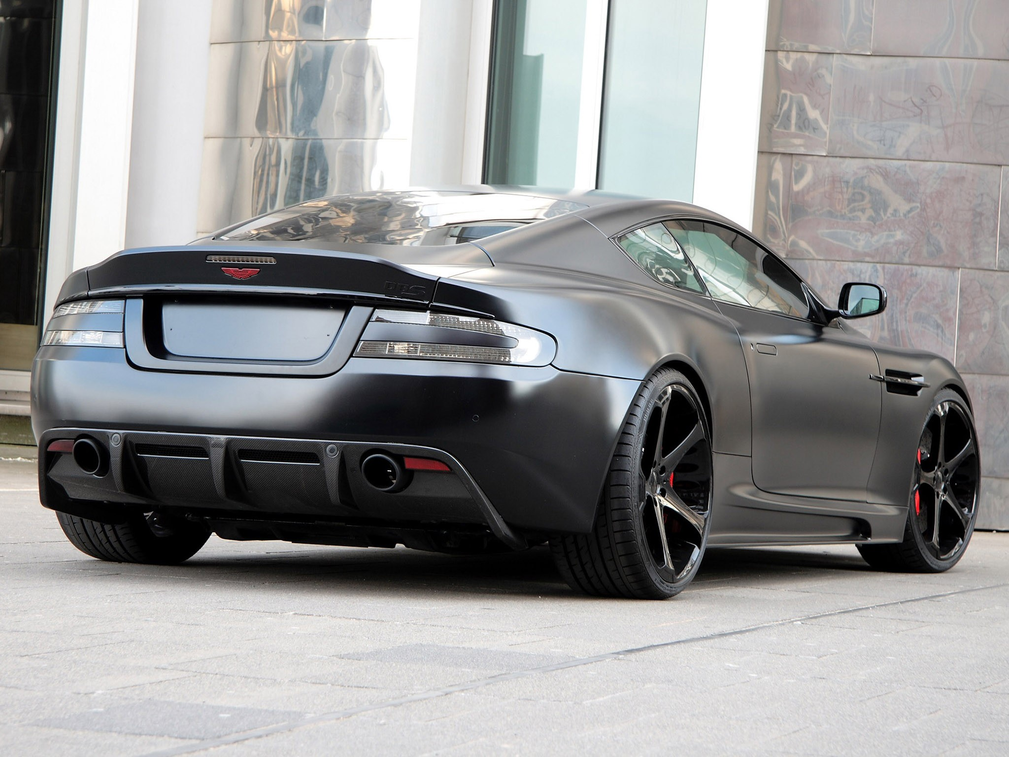 2011 Anderson Aston Martin DBS Superior Black Edition