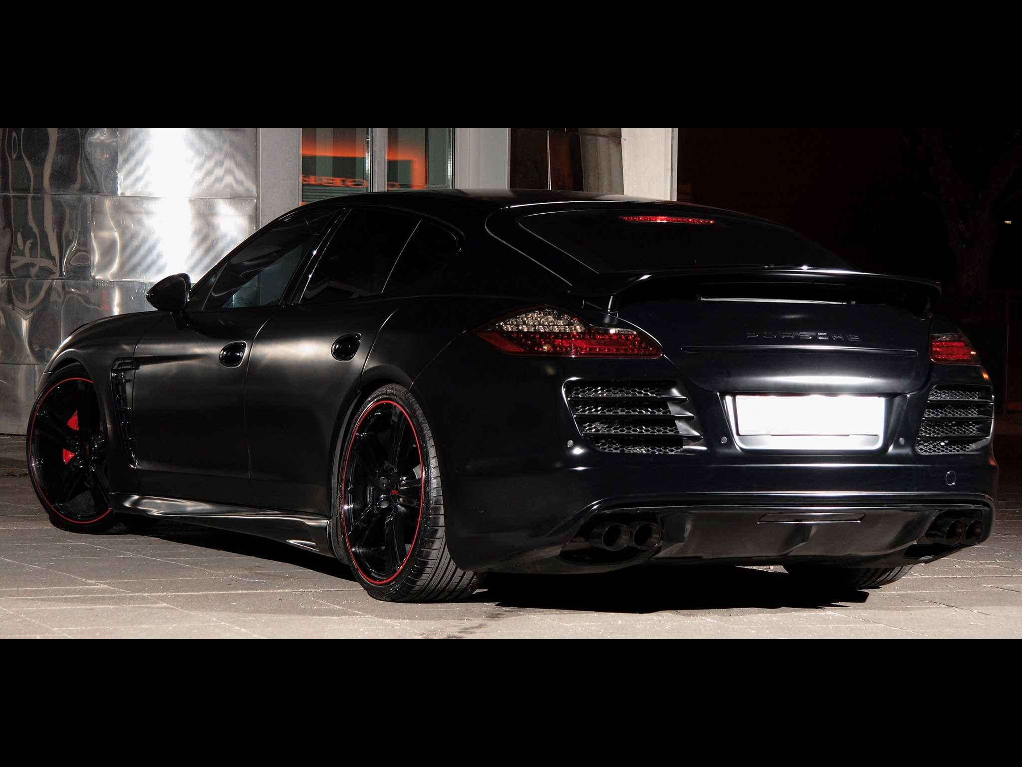 2011 Anderson Porsche Panamera