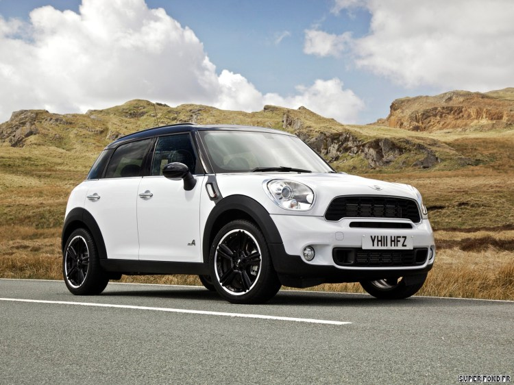 2011 Mini Countryman SD All4 R60