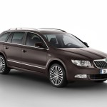 2011 Skoda Superb Combi - Laurin et Klement