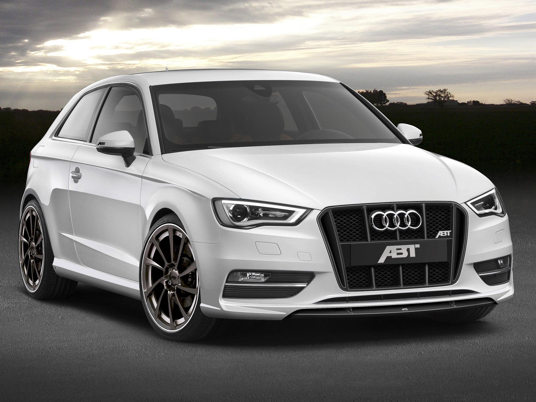Audi A3 AS3 (2012) - ABT