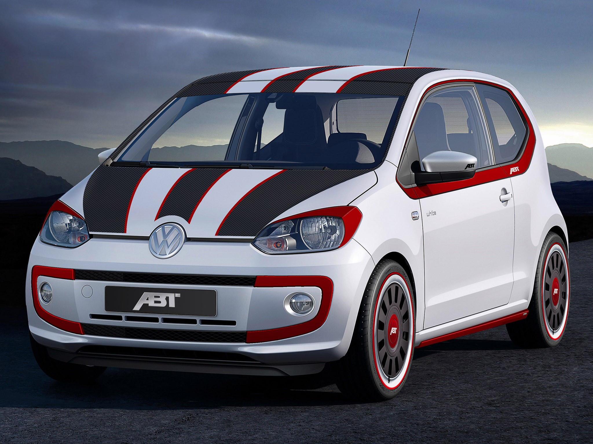 Volkswagen UP 3 Portes (2012) - ABT