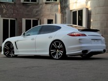 2012 Anderson Porsche Panamera GTS White Storm