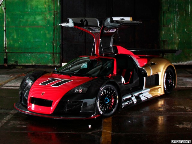 2012 Gumpert Apollo R