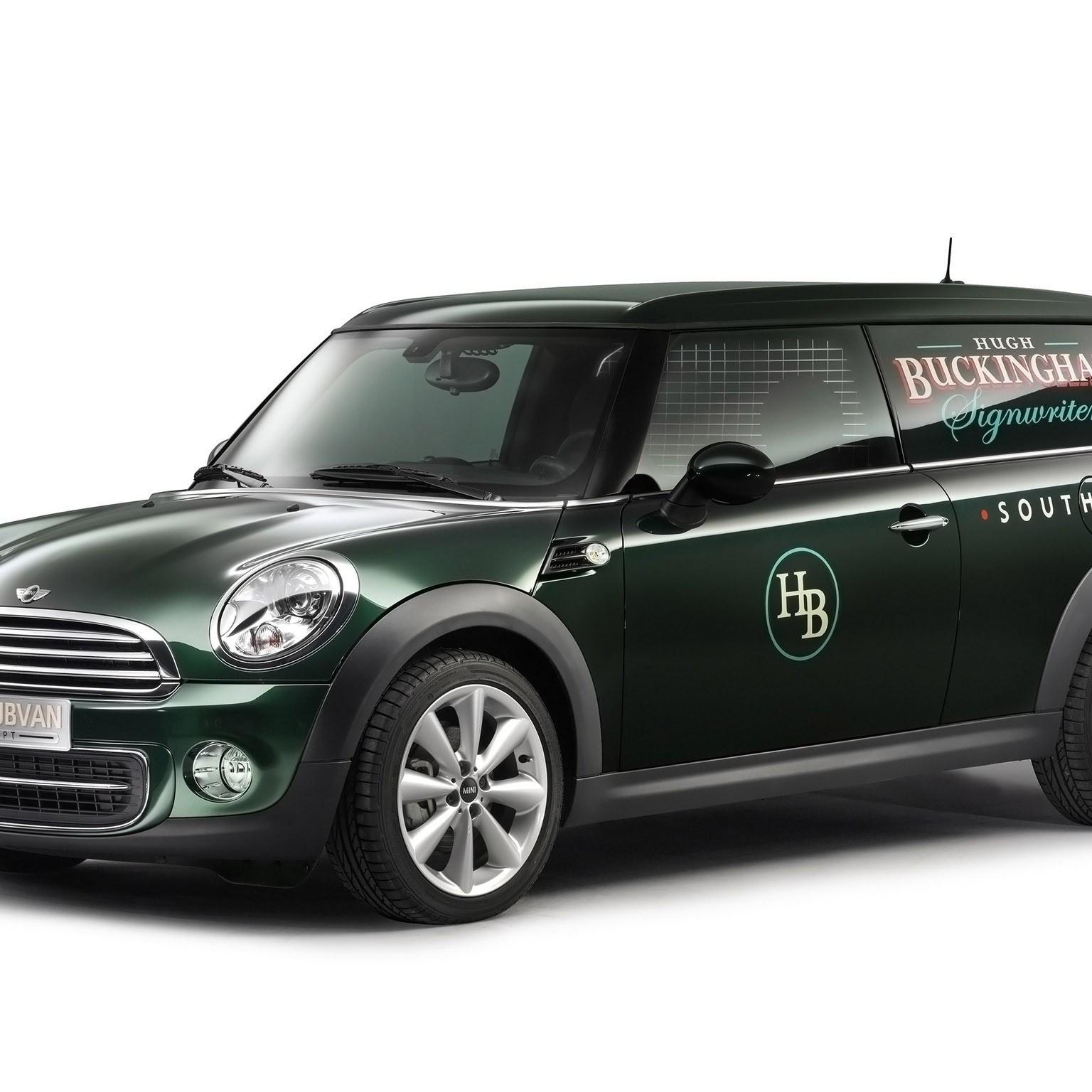 2012 Mini Clubvan Concept