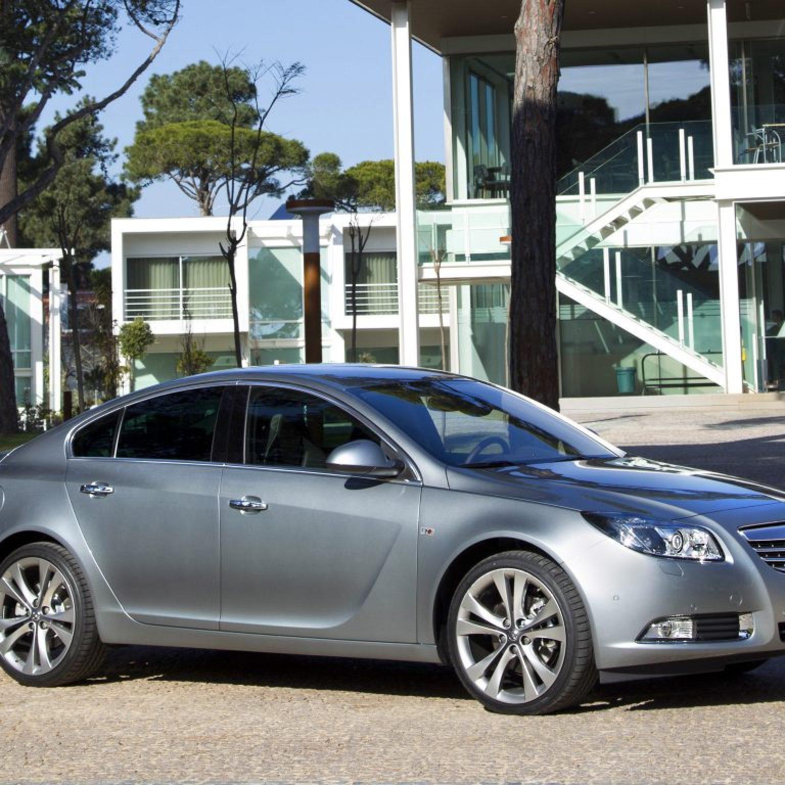 2012 Opel Insignia Biturbo