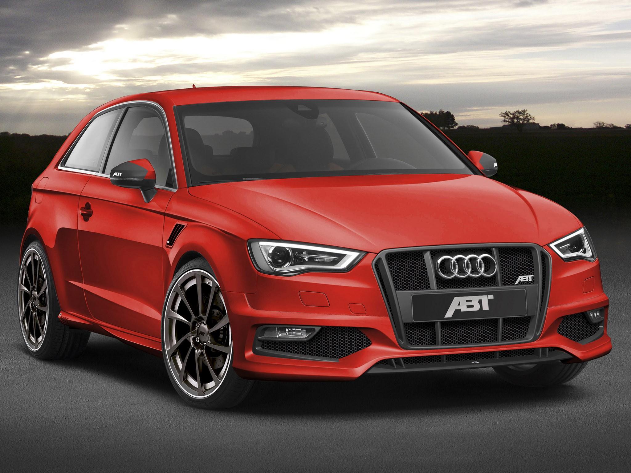 Audi A3 AS3 (2013) - ABT