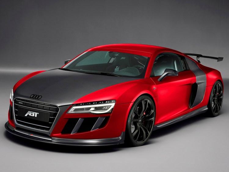 Audi R8 (2013) - ABT