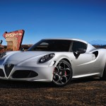 2013 Alfa-Romeo 4c Launch Edition