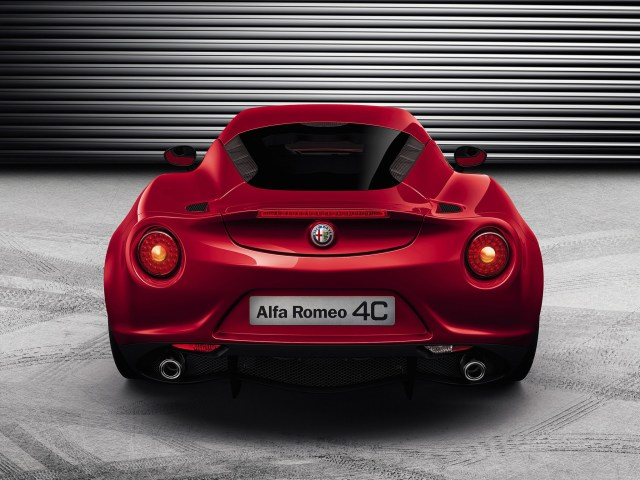 2013 Alfa-Romeo 4c