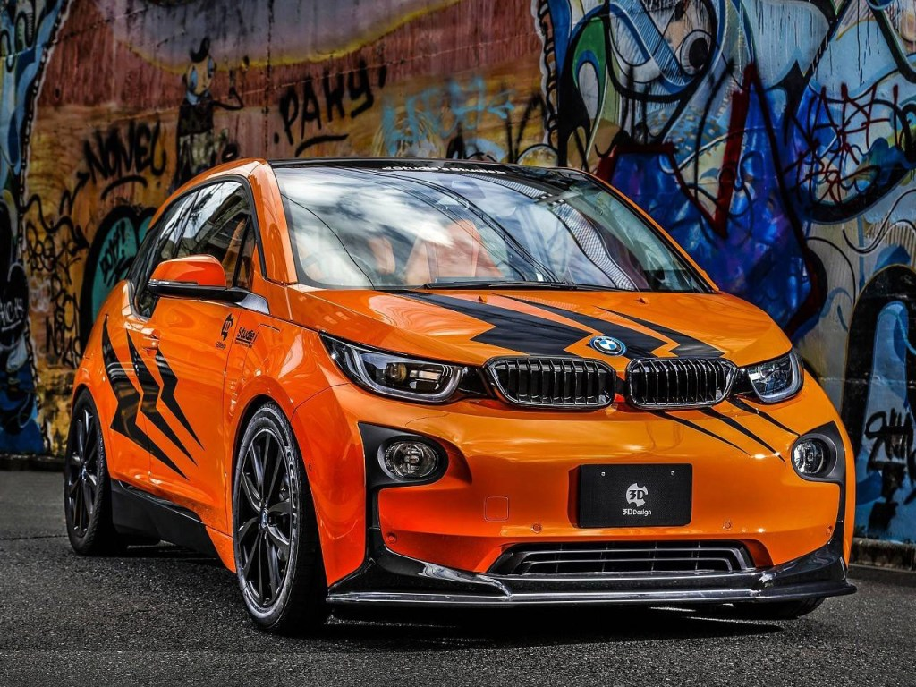 2014 3ddesign Bmw i3