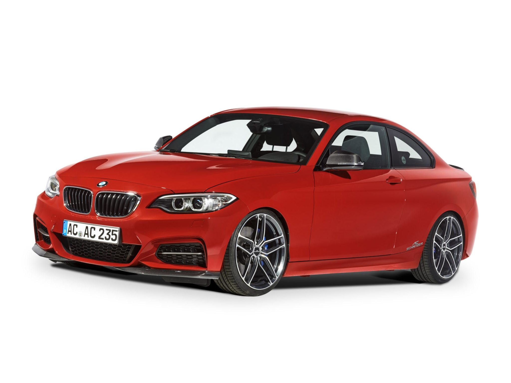 2014 AC-Schnitzer Bmw Serie 2 Coupe