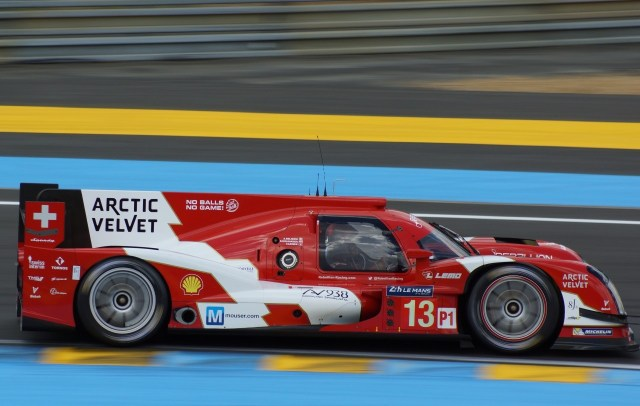 24 H du Mans 2014 - Rebellion R-One LMP1