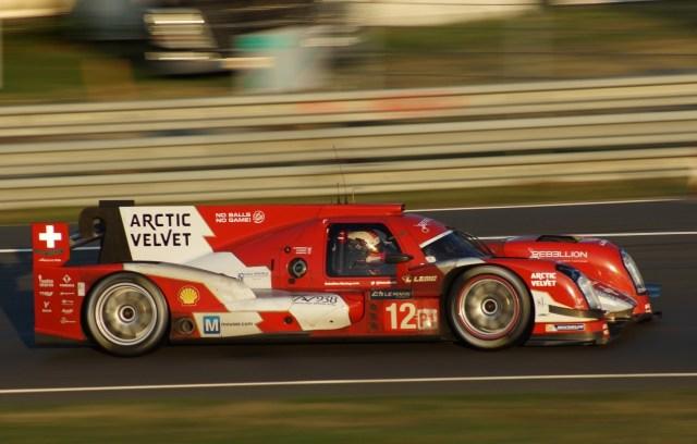 24 H du Mans 2014 - Rebellion R-One LMP1