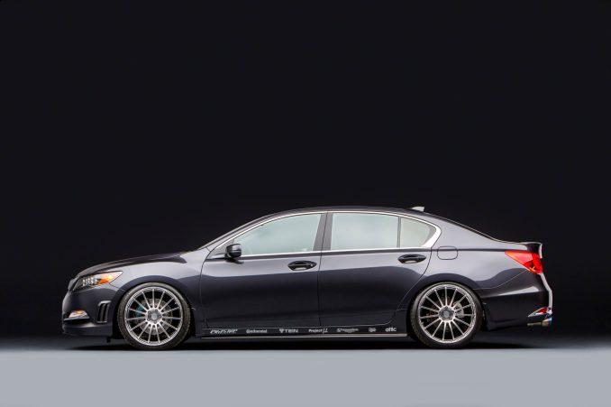 2014 Acura RLX VIP Sedan