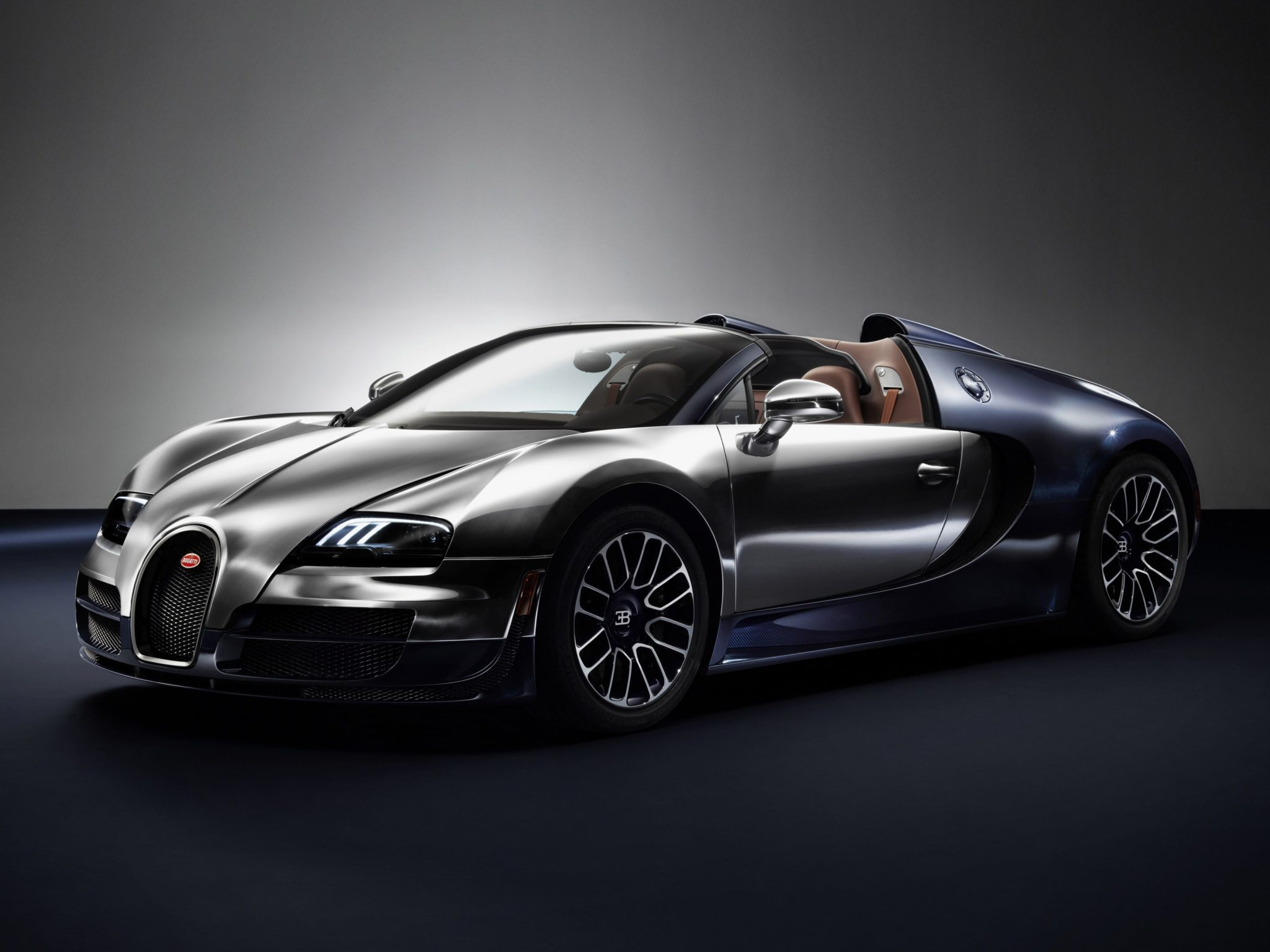 Bugatti Veyron Grand Sport Roadster Vitesse Ettore (2014)