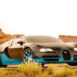 2014 Bugatti Veyron Grand Sport Vitesse Drift Transformers 4