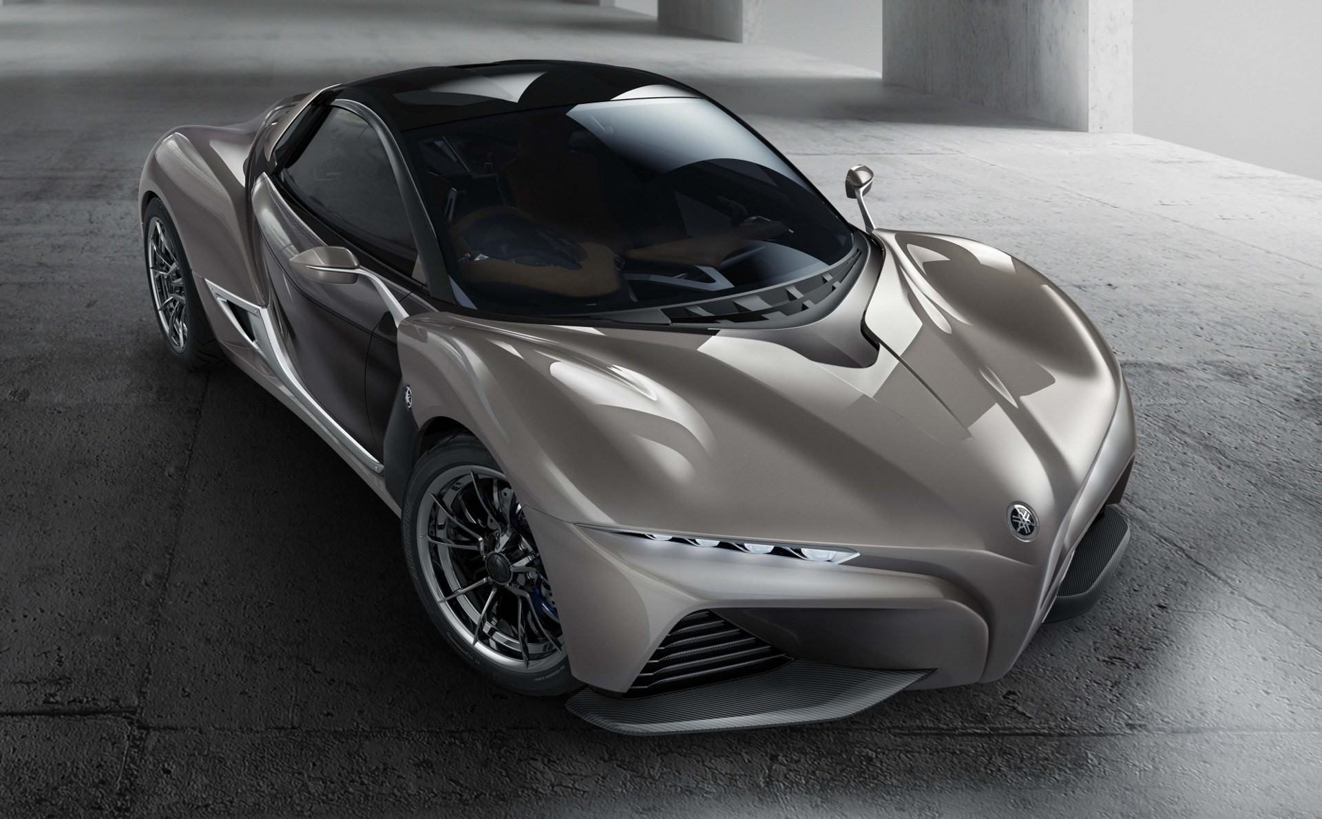 Yamaha Sports Ride Concept 2015