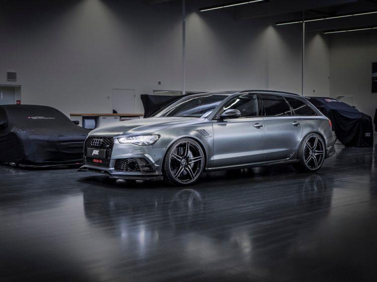 2015 ABT Audi Avant RS6 R