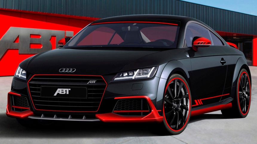 Audi TT (2015) - ABT