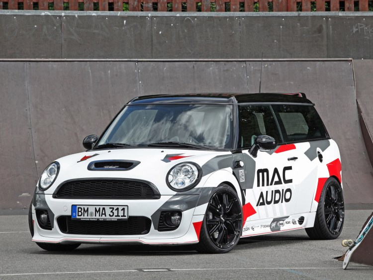 2015 Mini Clubman S - Mac Audio