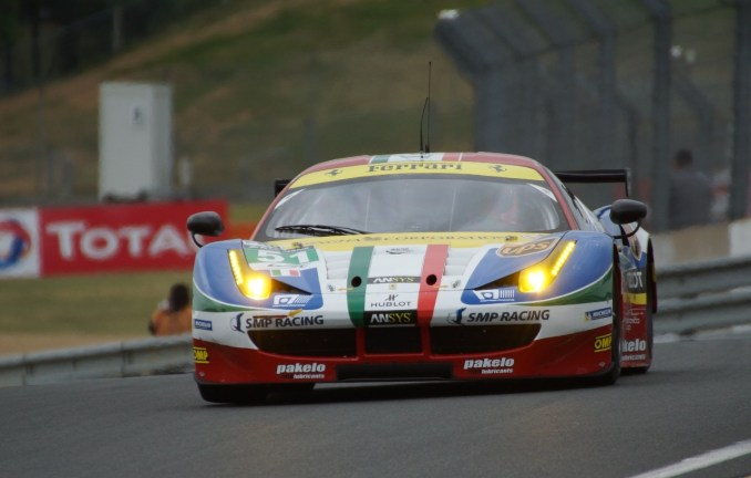 2015 Ferrari F458 Italia AF Corse