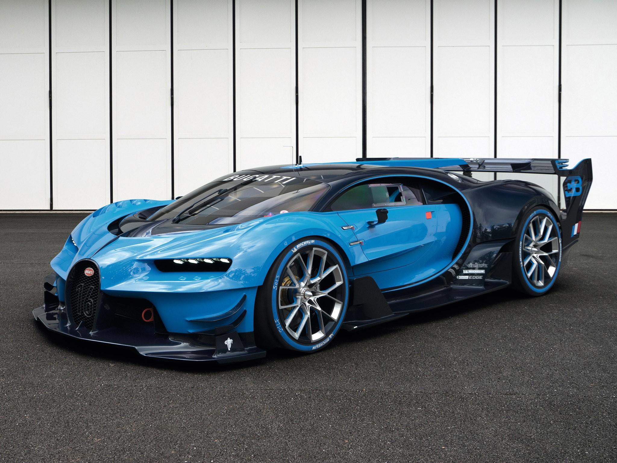 Bugatti Vision Gran Turismo (2015)