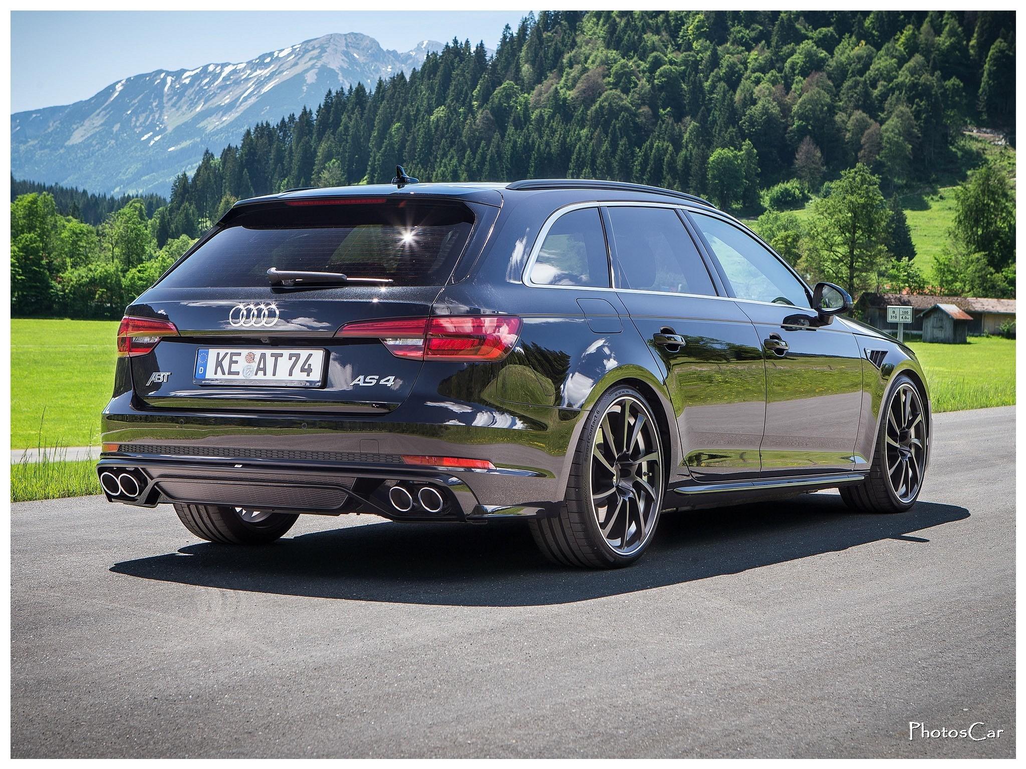 2016 ABT Audi S4 AS4 Avant B9