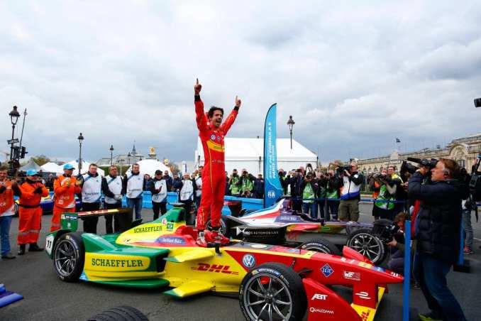 2016 Formule ePrix Paris
