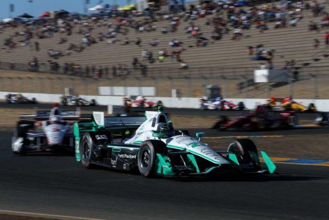 2016 IndyCar - Finale Sonoma