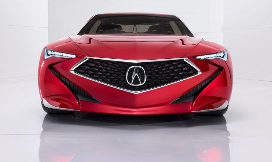 Acura Precision Concept 2016 – Un avenir audacieux pour la conception Acura