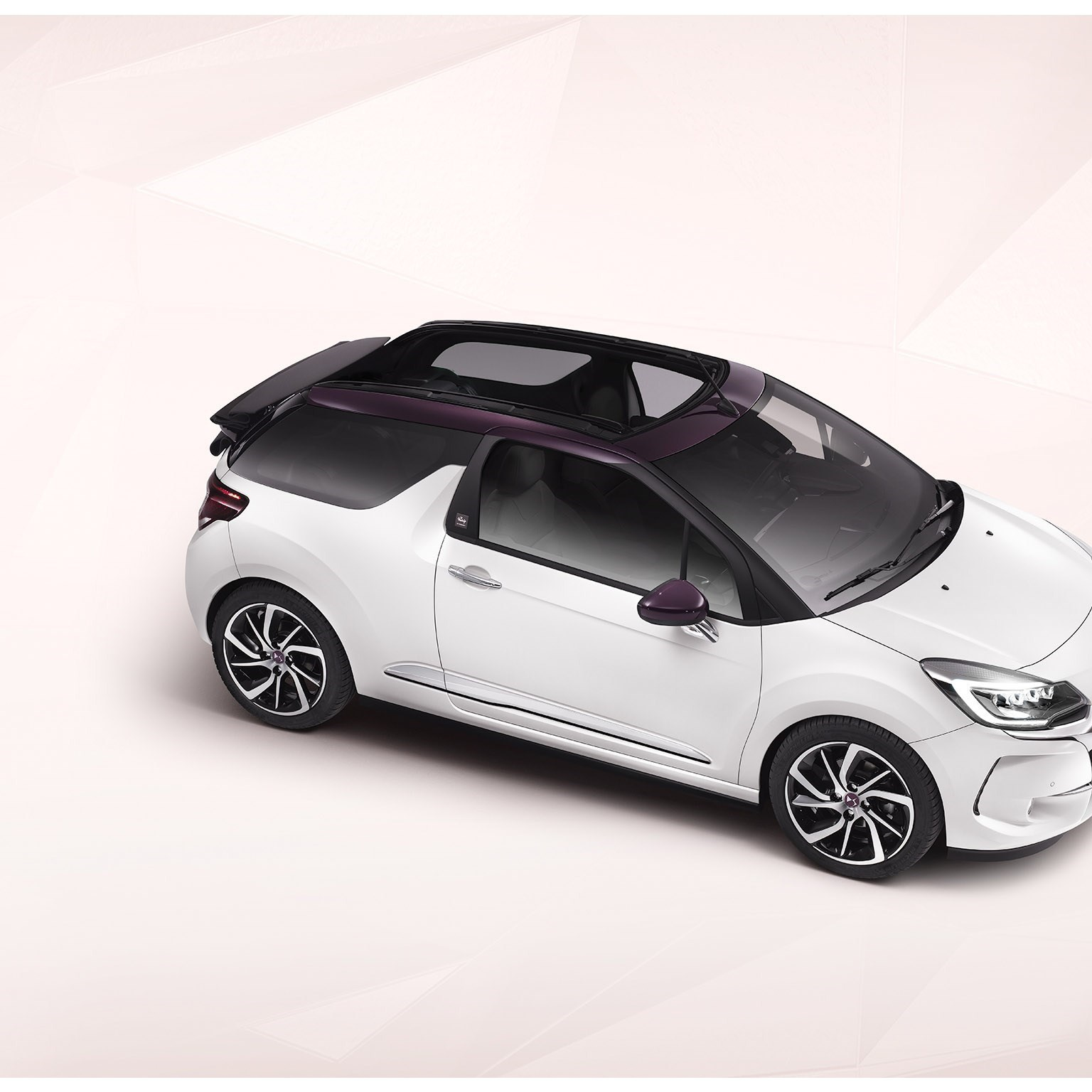 2016 DS3 Cabrio Givenchy le Makeup