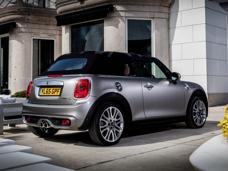 2016 Mini Cooper S Cabrio Open 150 Edition F57