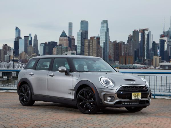 2016 Mini Cooper S Clubman all4 f54 USA