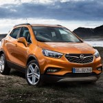 2016 Opel Mokka Turbo 4x4