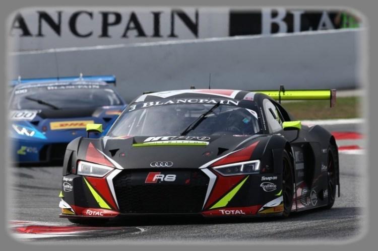 2017 Blancpain GT Series - Audi R8 LMS GT3