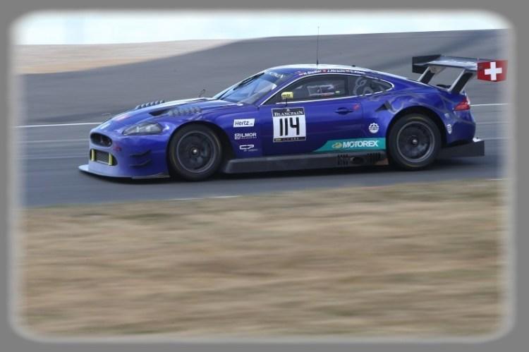 2017 Blancpain GT Series - Jaguar G3