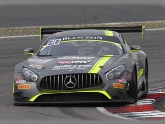 2017 Blancpain GT Series - Mercedes Benz AMG GT3