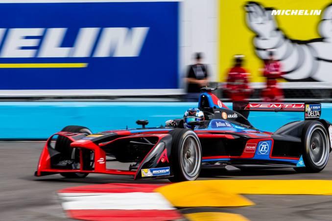 2017 Formule ePrix Monaco