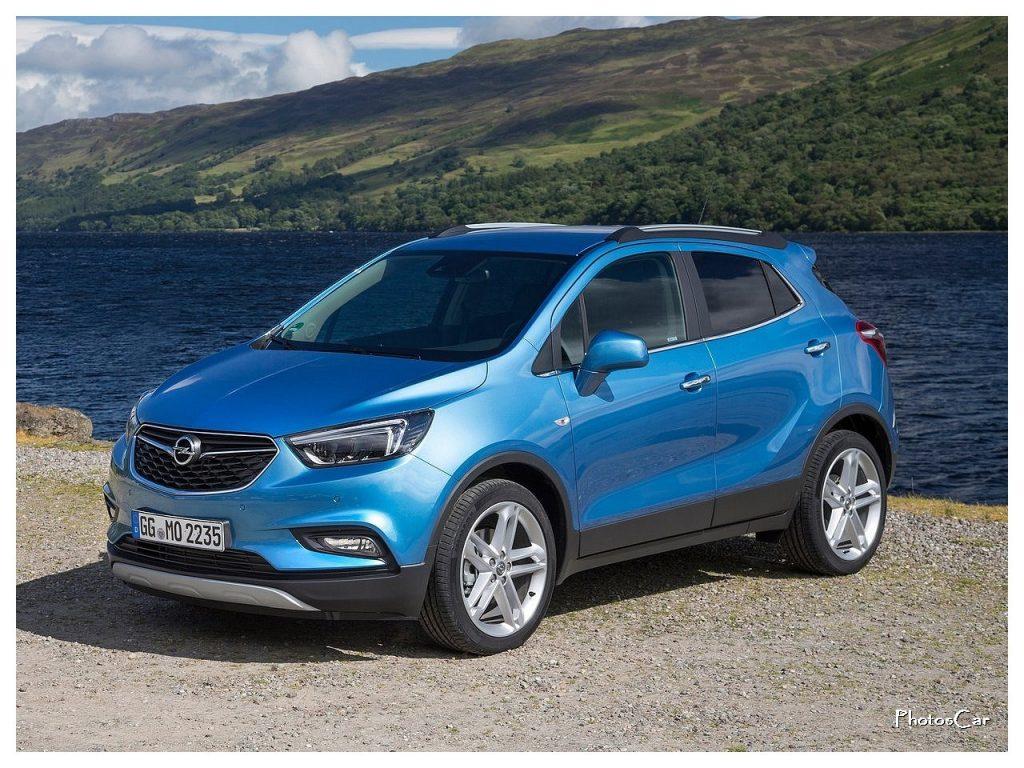 2017 Opel Mokka X