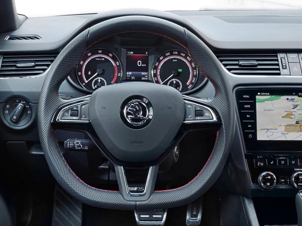 2018 Skoda Octavia RS 245 Combi