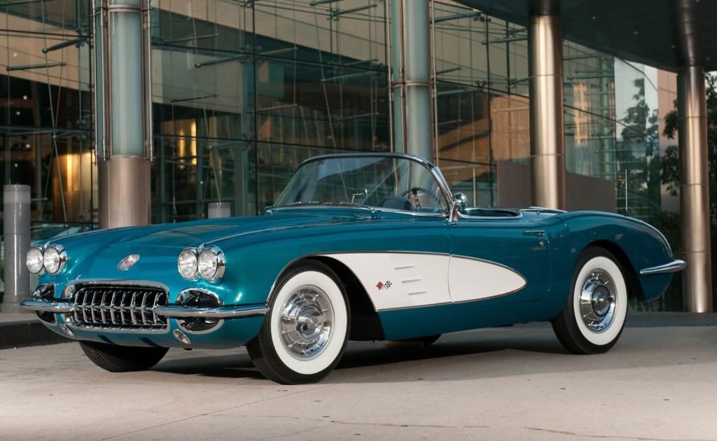 1958 Chevrolet Corvette Akerson V