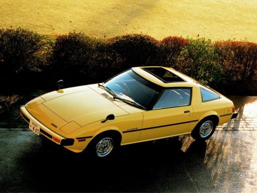 1980 Mazda RX-7 Savanna